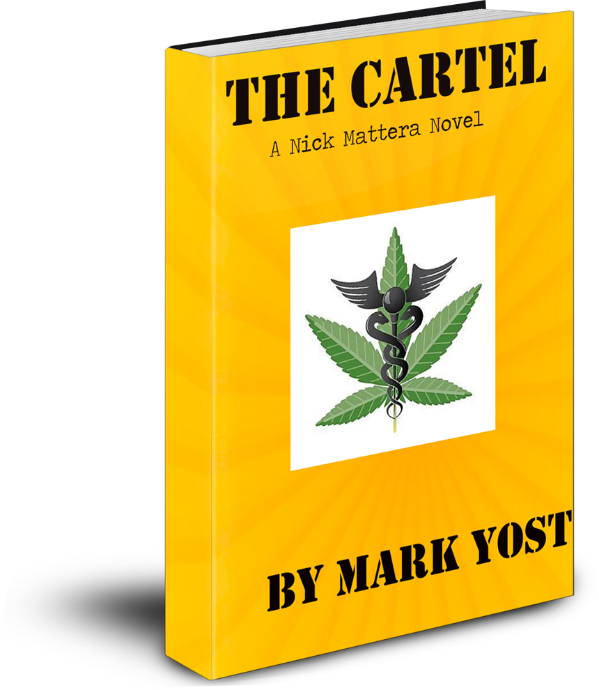 The Cartel, Chapter 1 | Author Mark Yost