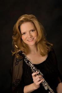 Alecia Lawyer of the River Oaks Chamber Orchestra.