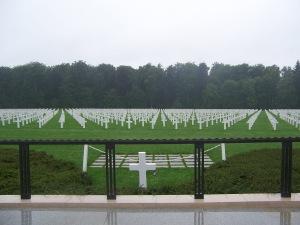 U.S. Military Cemetery, Hamm, Luxembourg