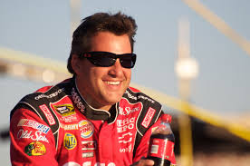 The Happy Tony Stewart.