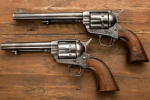 The Colt Model 1873.